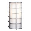 Philips Consumer Luminaire Hollywood Hills 1 Light Outdoor Wall Sconce