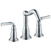 <strong>Hansgrohe</strong> Tango C Widespread Bathroom Faucet with Double Lever Handles