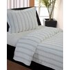 Jovi Home Waves Seersucker Coverlet Set