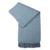 Jovi Home Cocoon Hand Woven Cotton Throw