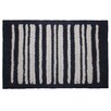Jovi Home Nautical Stripe Chenille Bath Mat