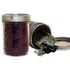 <strong>Ball Brand Hidden Screw Top Jar Safe</strong> by First Alert