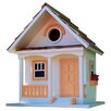 Home Bazaar Birds Of A Feather Cottage Birdhouse
