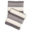 <strong>Montego Stripe Chenille Cotton Throw</strong> by Pine Cone Hill