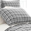 <strong>Greyville Tartan Sham</strong> by Pine Cone Hill