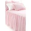 Pine Cone Hill Savannah Linen Gauze Blush Bedspread