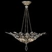 <strong>Fine Art Lamps</strong> Crystal Laurel Inverted Pendant
