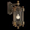 <strong>Fine Art Lamps</strong> Beekman Place 1 Light Outdoor Wall Lantern