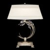 """Fine Art Lamps Crystal Laurel 31"""" H Table Lamp with Empire Shade"""