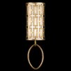<strong>Fine Art Lamps</strong> Allegretto Gold 1 Light Wall Sconce