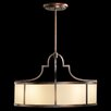 <strong>Portobello Road 8 Light Drum Pendant</strong> by Fine Art Lamps