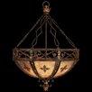 Fine Art Lamps Castile 3 Light Inverted Pendant