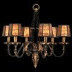 <strong>Fine Art Lamps</strong> Epicurean 6 Light Chandelier
