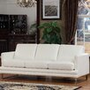 <strong>Leather Sofa</strong> by Lazzaro Leather