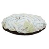 Chooty & Co Chatsworth Round Floor Pillow