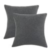 <strong>Chooty & Co</strong> Fleece Simply Soft D-Fiber Pillow (Set of 2)