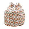 Chooty & Co Carnival Gumdrop Round Laundry Bag with 4 Grommets