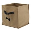 Chooty & Co Doggie Soft Sided Storage Container with Bone
