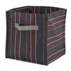 Chooty & Co Multi Stripe Soft Sided Storage Container