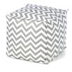 <strong>Chooty & Co</strong> Zig Zag Beads Hassock Ottoman