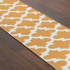 Chooty & Co Fynn Cinnamon Lined Table Runner