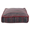 Chooty & Co Multi Strip Pet Bed with Zipper closure