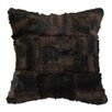 Chooty & Co Taline Fur Tic Tac Pillow