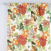 <strong>Lilith Marigold Rod Pocket Curtain Panel</strong> by Chooty & Co