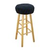 Passion Suede Round Foam Bar Stool Cushion