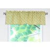Chit Chat Cotton Curtain Valance