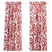 Chooty & Co Suzani Rod Pocket Curtain Panel