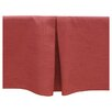 <strong>Circa Solid Linen Pleated Bed Skirt</strong> by Chooty & Co