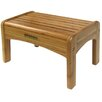 <strong>GrowingUpGreen Bamboo Wood Step Stool</strong> by Ginsey