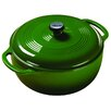 Lodge 6-qt. Round Dutch Oven with Lid