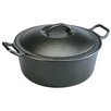 <strong>Logic 4-qt. Round Dutch Oven</strong> by Lodge