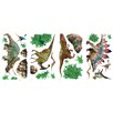 Room Mates Dinosaur Wall Decal Set