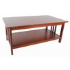 Alaterre Craftsman Coffee Table