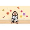 <strong>Blue Mountain Wallcoverings</strong> Just for Kids Daisy Daze Wall Decal
