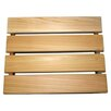 Cedar Sauna Headrest