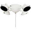 <strong>Minka Aire</strong> 4 Light Universal Ceiling Fan Light Kit