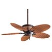"Minka Aire 52"" Shangri-La 5 Blade Indoor / Outdoor Ceiling Fan"