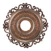 "<strong>Napoli 22"" Ceiling Medallion in Tuscan Patina</strong> by Minka Aire"