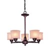 1730 Series 5 Light Chandelier