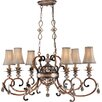 <strong>Minka Lavery</strong> Ashton Court 6 Light Chandelier