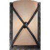 Minka Lavery Aspen II 1 Light Wall Sconce