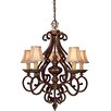 Belcaro 5 Light Fancy Chandelier