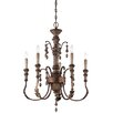 <strong>Candlewood 5 Light Chandelier</strong> by Minka Lavery