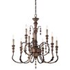 <strong>Minka Lavery</strong> Candlewood 9 Light Chandelier