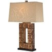 """<strong>Minka Lavery</strong> 28"""" H Rectangle 1 Light Table Lamp"""