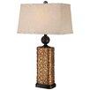 "Minka Lavery 1 Light 29.5"" H Table Lamp with Rectangular Shade"